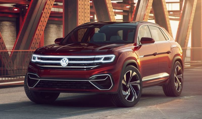 VW Atlas Cross Sport 2019