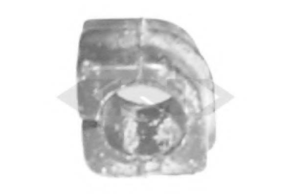 SPIDAN 411007 Втулка, стабилизатор