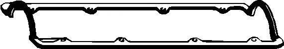 ELRING 567079 Прокладка клапанной крышки