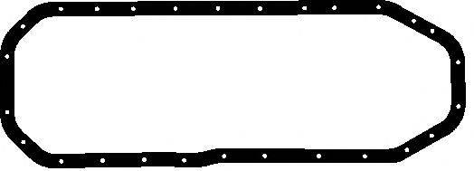 ELRING 765163 Прокладка масляного поддона