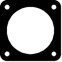 Прокладка впускного коллектора ELRING 620.222