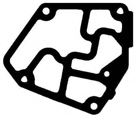 ELRING 530841 Прокладка, корпус маслянного фильтра
