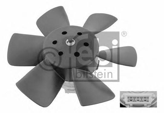 FEBI BILSTEIN 06990 Вентилятор системы охлаждения двигателя