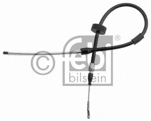 FEBI BILSTEIN 14102 Трос, стояночная тормозная система