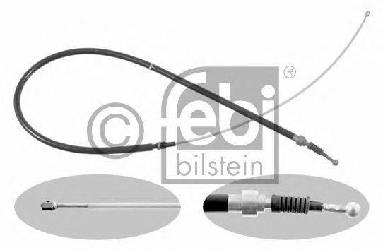 FEBI BILSTEIN 22884 Трос, стояночная тормозная система