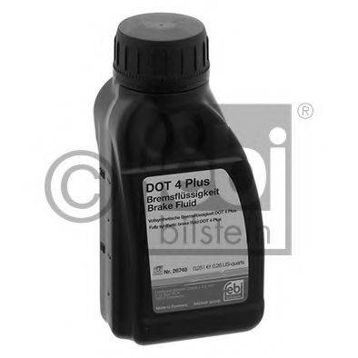 FEBI BILSTEIN 26748 Тормозная жидкость; Тормозная жидкость