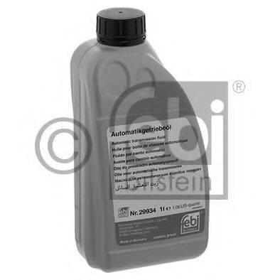 FEBI BILSTEIN 29934 Трансмиссионное масло; Масло автоматической коробки передач