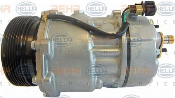 BEHR HELLA SERVICE 8FK351127851 Компрессор кондиционера