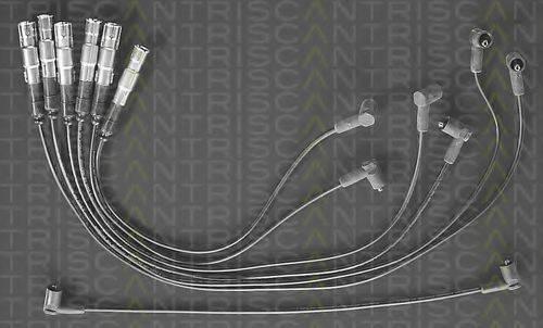 TRISCAN 88607153 Комплект проводов зажигания