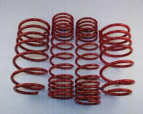 TRISCAN 875529008 Комплект ходовой части, пружины