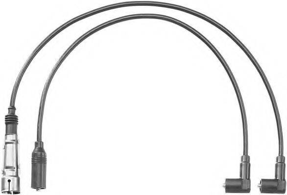 BERU PRO003 Комплект проводов зажигания