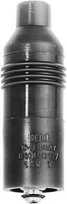 BERU VES105 Вилка, распределитель зажигания; Вилка, катушка зажигания