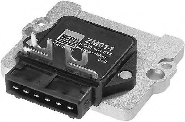 BERU ZM014 Коммутатор системы зажигания