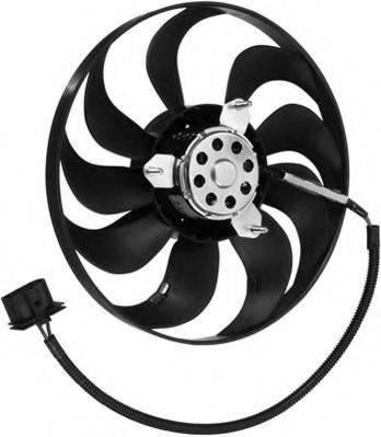 BERU LE040 Вентилятор системы охлаждения двигателя