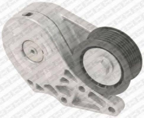 SNR GA35711 Натяжной ролик, поликлиновой  ремень
