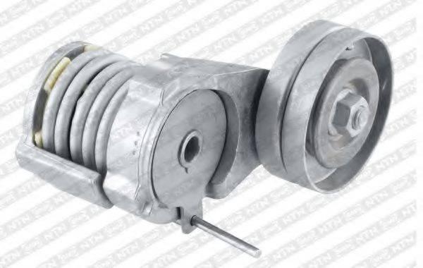 SNR GA35740 Натяжной ролик, поликлиновой  ремень