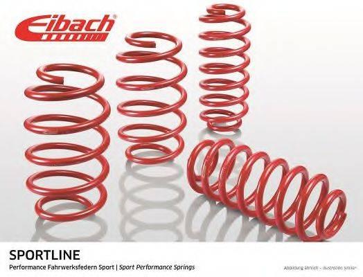 EIBACH E20150210322 Комплект ходовой части, пружины