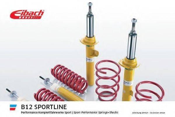 EIBACH E95850010122 Комплект ходовой части, пружины / амортизаторы