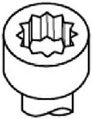 PAYEN HBS022 Комплект болтов головки цилидра