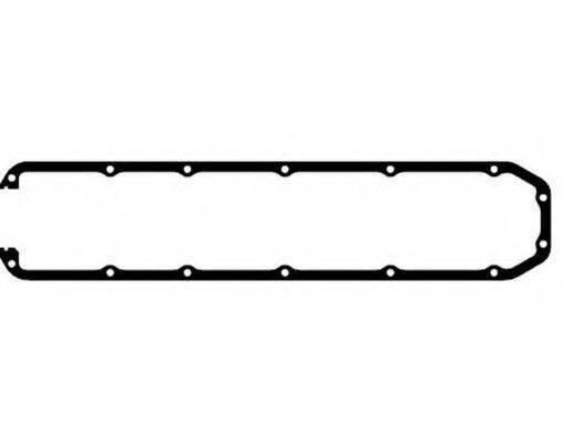 PAYEN JN849 Прокладка клапанной крышки