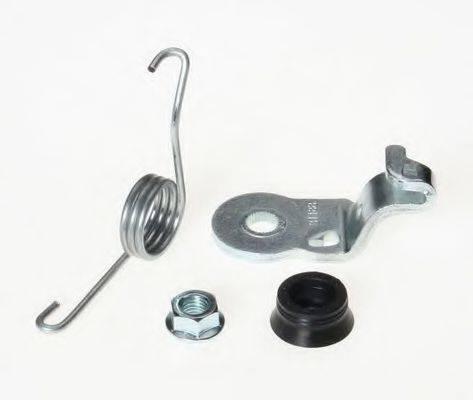 BUDWEG CALIPER 2099365 Ремкомплект, вал стояночный тормозной (тормозной суппорт)