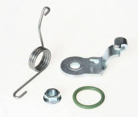 BUDWEG CALIPER 2099366 Ремкомплект, вал стояночный тормозной (тормозной суппорт)