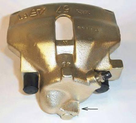 PAGID 75810 Тормозной суппорт