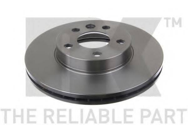 NK 202545 Тормозной диск