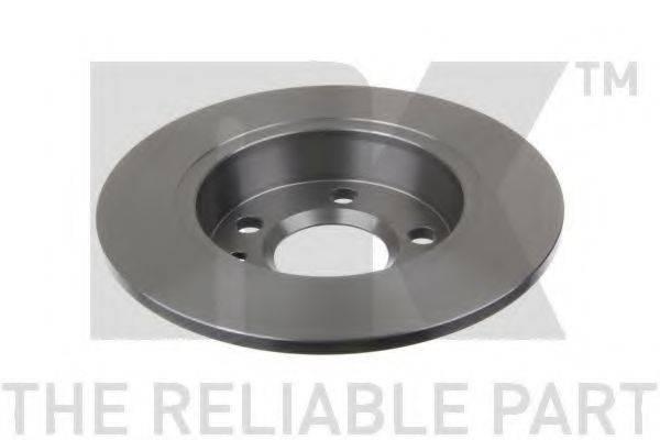 NK 202546 Тормозной диск