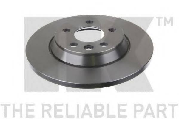 NK 202552 Тормозной диск