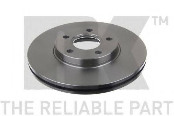 NK 202555 Тормозной диск