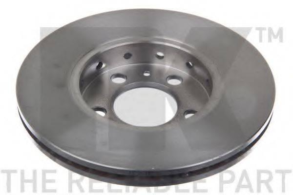 NK 204758 Тормозной диск