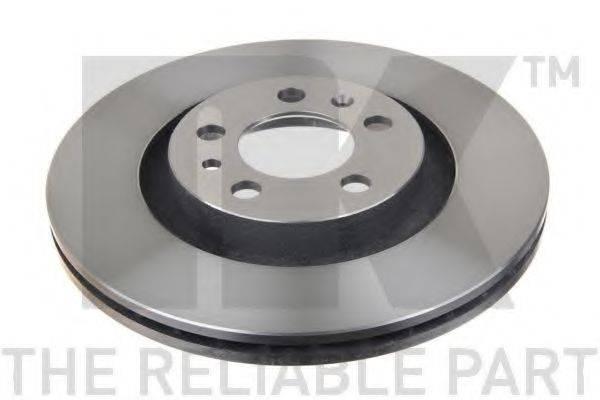 NK 204759 Тормозной диск