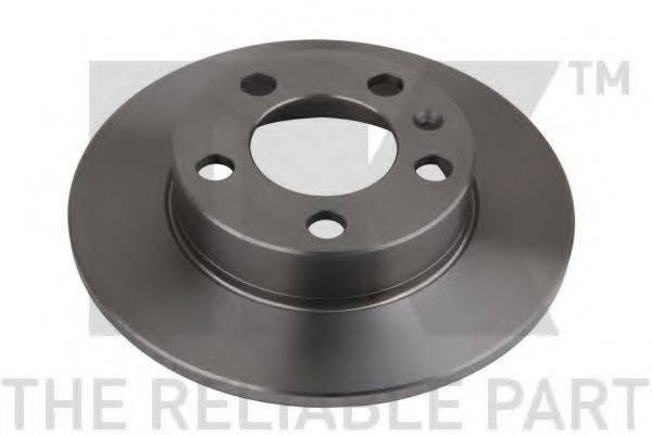NK 204761 Тормозной диск