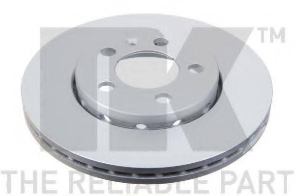 NK 314758 Тормозной диск