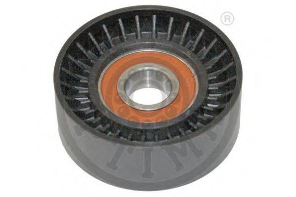 OPTIMAL 0N1445S Натяжной ролик, поликлиновой  ремень
