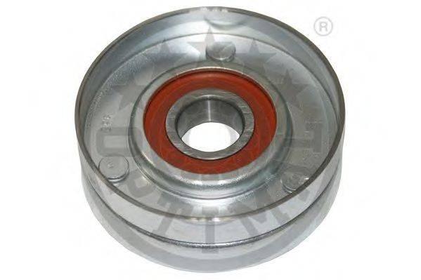 OPTIMAL 0N1539S Натяжной ролик, поликлиновой  ремень