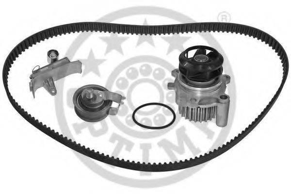 OPTIMAL SK1660AQ1 Водяной насос + комплект зубчатого ремня