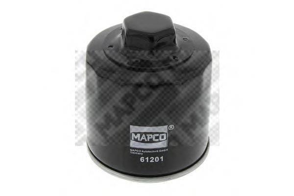 MAPCO 61201 Фильтр масляный ДВС