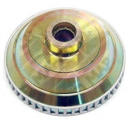 MAPCO 76843 Зубчатый диск импульсного датчика, противобл. устр.