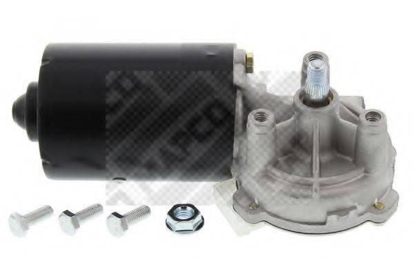 MAPCO 90181 Двигатель стеклоочистителя