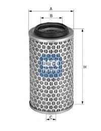 UFI 2780400 Воздушный фильтр