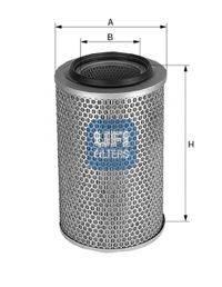 UFI 2798200 Воздушный фильтр