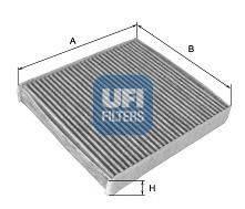 UFI 5410900 Фильтр салона