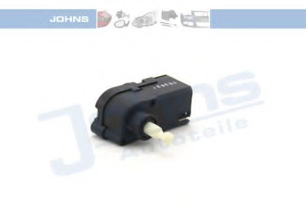 JOHNS 95410901 Регулировочный элемент, регулировка угла наклона фар