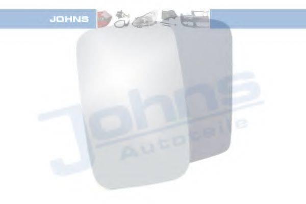 JOHNS 95663786 Зеркальное стекло, наружное зеркало