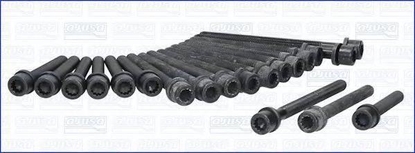 AJUSA 81015000 Комплект болтов головки цилидра