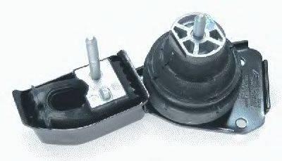 BOGE 88228A Подушка двигателя