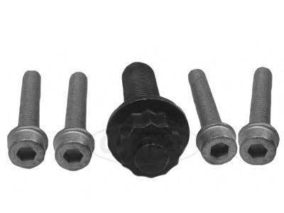 CORTECO 80001253 Комплект болтов, ременный шкив - коленчатый вал