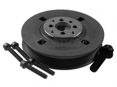 CORTECO 80004333 Комплект ременных шкивов, коленчатый вал